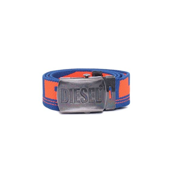 Elastic Belt With Logo