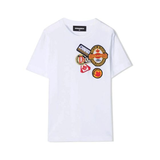 Logo Patches T-shirt