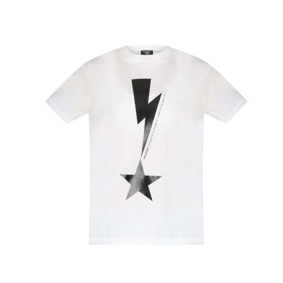 Thunderbolt T-shirt - White