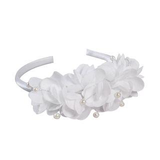 Flowers Decorated Headband