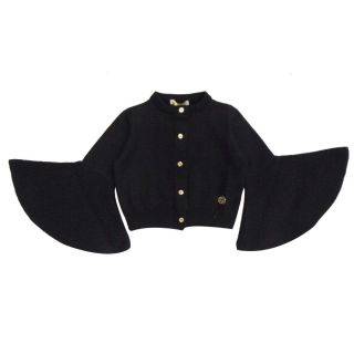 Girls Jesrey Top With Bell Sleeves