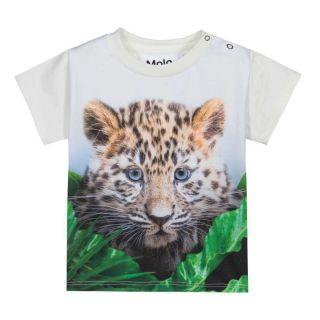 Organic Cotton Tiger T-Shirt