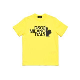 Milan Maple Leaf T-shirt