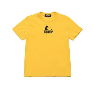 D2KIds Shadow Leaf Unisex T-Shirt - Yellow