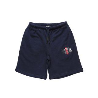 Sweat Shorts With Mohawk Logo