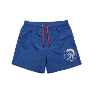 Swim Shorts With Mohawk Logo