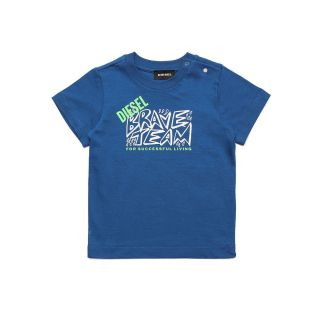 T-shirt With Brave Team Print