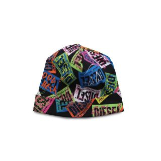 Hat With All-Over Graphic
