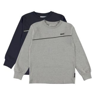 Rasmono 2 Pack Full Sleeve T-shirt