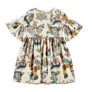 Chasity Printed Dress