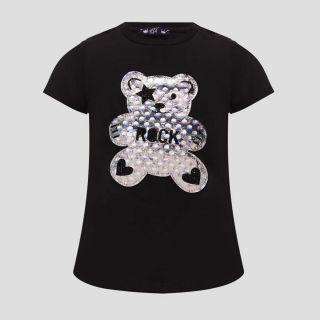 Bear Decorated T-Shirt