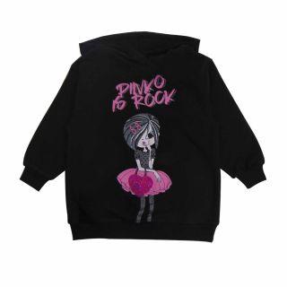 Baby Girls Graphic Print Sweatshirt