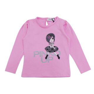 Baby Girl Pinko Logo T-shirt