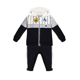Combined Tracksuit (Sweatjacket and sweatpants)