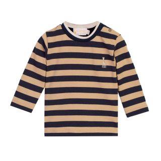 Baby Striped Full Sleevs T-shirt