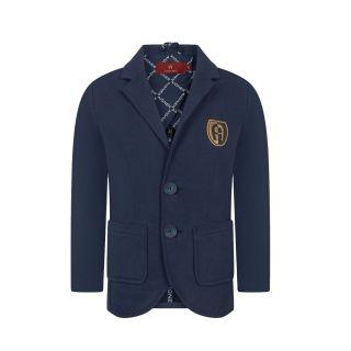 Boys Navy Blue Blazer