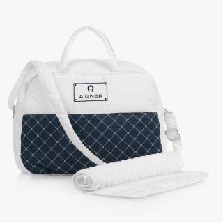 White Changing Bag (40cm)