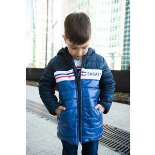 Bugatti Boys Blue Jacket
