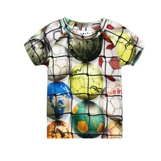 Boys Football Print T-Shirt