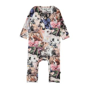 Puppy Love Romper