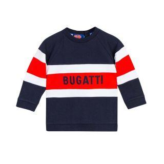 Baby Boys Navy & Red Sweatshirt