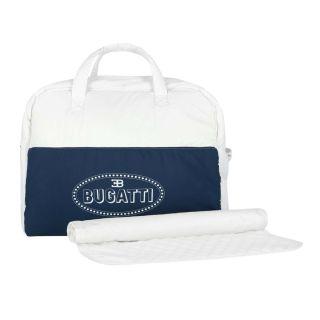 Bugatti Logo Print Baby Bag