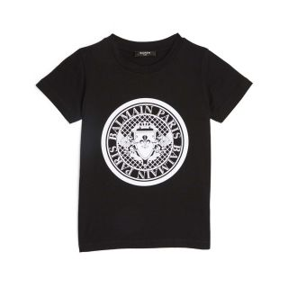 Medallion Logo T-Shirt - Black