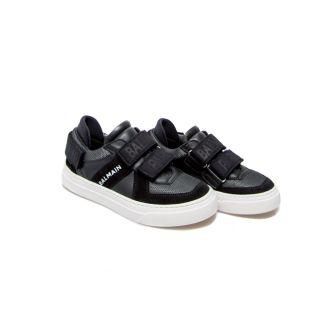 Balmain Black Sneakers