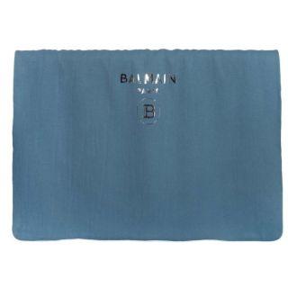 Blue & Silver Blanket (78cm)