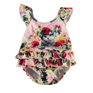 Flower Cat Swimsuit