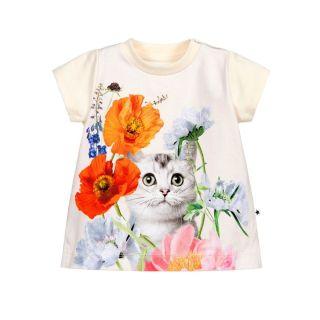Ivory Organic Cotton T-Shirt