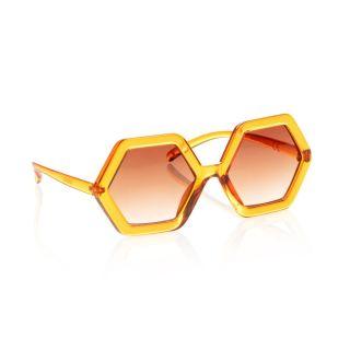 Hexagonal Sunglasses (UVA/UVB)