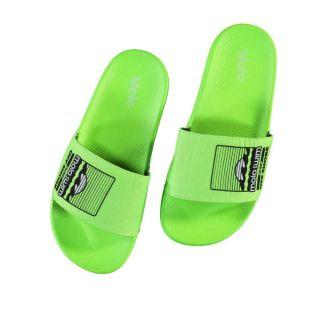 Molo Scuba Green Zhappy Slides
