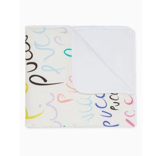 Emilio Pucci Print Padded Blanket