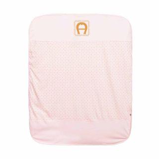Pink Pima Cotton Blanket (88cm)