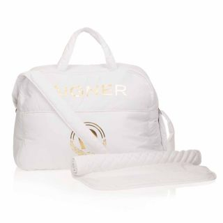 White Changing Bag (42cm)