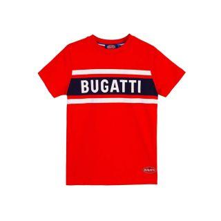 Boys Red Logo T-Shirt