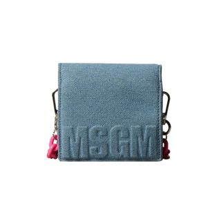 Msgm Kids denim bag