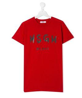 Unisex Logo Print T-shirt