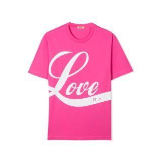 Love T-shirt - Pink