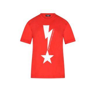 Thunderbolt T-shirt - Red