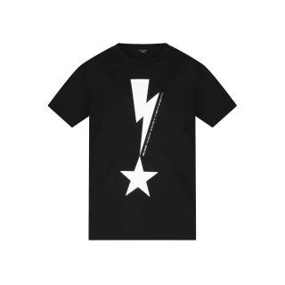 Thunderbolt T-shirt - Black